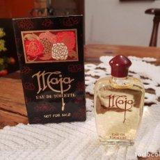 Miniaturas de perfumes antiguos: MYRURGIA, MINIATURA MAJA. Lote 183613307
