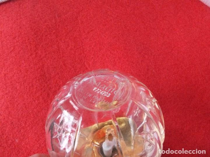 Miniaturas de perfumes antiguos: FRASCO PERFUME CELINE VACIO Eau de Parfum Magic Paris - Foto 7 - 183844267