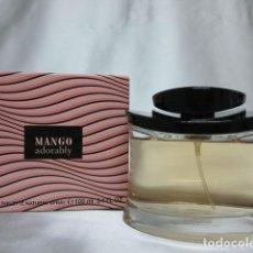 Miniaturas de perfumes antiguos: MANGO ADORABLY. Lote 183867011