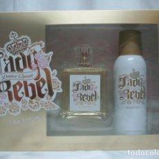 Miniaturas de perfumes antiguos: MANGO, LADY REBEL, DANCE QUEEN . Lote 183867211