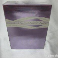 Miniaturas de perfumes antiguos: QUIZÁS, QUIZÁS, DE LOEWE. Lote 183867655