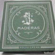 Miniaturas de perfumes antiguos: MADERAS DE ORIENTE, POLVO CREMA, MAQUILLAJE. Lote 183868525