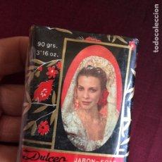 Miniaturas de perfumes antiguos: PASTILLA JABÓN. Lote 184058163