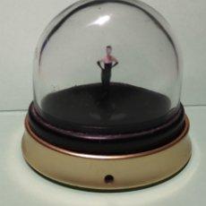 Miniaturas de perfumes antiguos: ENVASE DE PERFUME. MARCA FRAGILE DE JEAN PAUL GAULTIER. 50 ML. PARIS. VER FOTOS. VACIO.. Lote 184583575