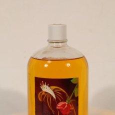 Miniaturas de perfumes antiguos: LOCION DIADEMA,PERFUMES F. ARAGON.1 LITRO. Lote 185769615