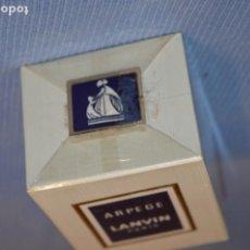 Miniaturas de perfumes antiguos: LANVIN - ARPÈRGE - VINTAGE / PERFUME - ESTUCHE ORIGINAL PRECINTADO, NUEVO - REF. 869 - 1/2 FL. OZ.. Lote 267829374