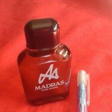 Miniaturas de perfumes antiguos: 1 MADRAS DE MYRURGIA COLONIA HOMBRE 50 ML POUR HOMME AFTER SHAVE DESCATALOGADO NO TIENE CAJA. Lote 186400021