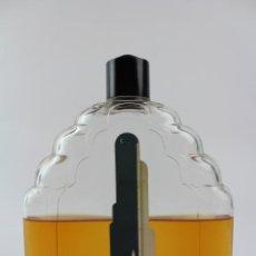 Miniaturas de perfumes antiguos: COLONIA EXTRACTO MADERAS DE ORIENTE MYRURGIA, BARCELONA. S.XX. . Lote 186415616