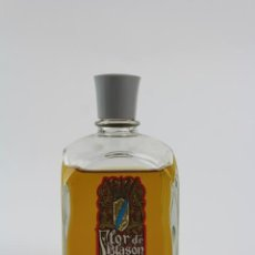 Miniaturas de perfumes antiguos: COLONIA FLOR DE BLASON. MYRURGIA. S.XX. . Lote 186791957