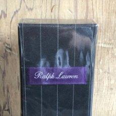 Miniaturas de perfumes antiguos: PURPLE LABEL EDT DE RALPH LAUREN 125ML. VINTAGE. Lote 187131320