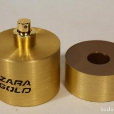 Miniaturas de perfumes antiguos: COLONIA ZARA GOLD PARA HOMBRES. Lote 237433465