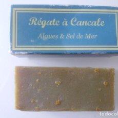 Miniaturas de perfumes antiguos: JABON -REGATE À CANCALE. Lote 189129355