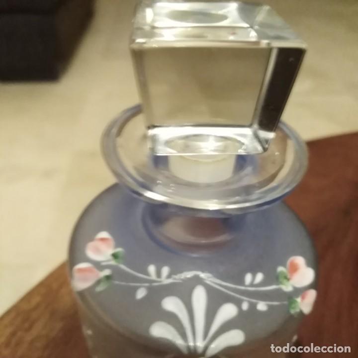 Miniaturas de perfumes antiguos: Antiguo frasco de permufe Art Deco - Foto 3 - 189642863