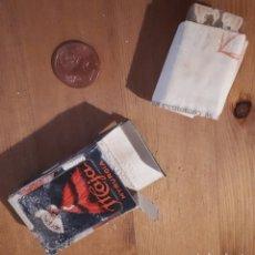 Miniaturas de perfumes antiguos: ANTIGUO JABÓN MUESTRA MAJA MYRURGIA. Lote 189922173