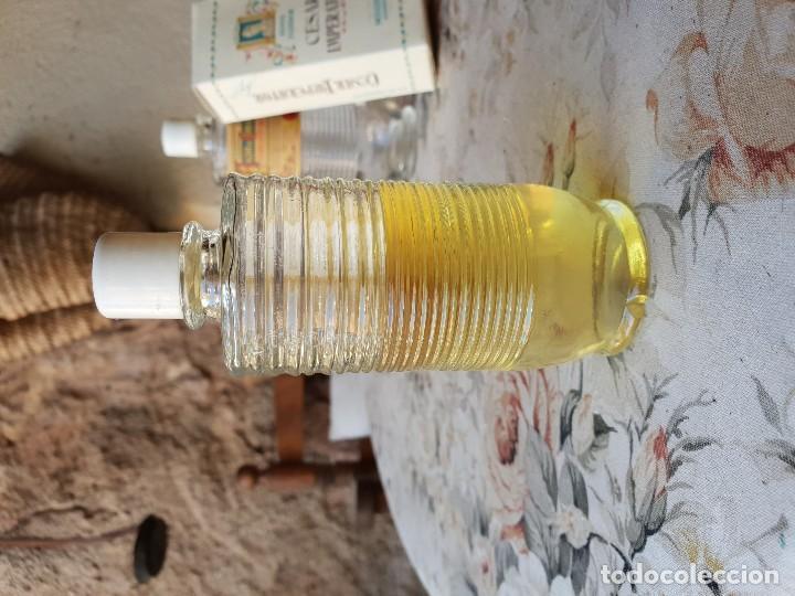 Miniaturas de perfumes antiguos: CESAR IMPERATOR 13 CM - Foto 2 - 190067976