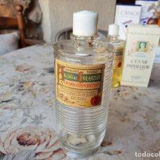 Miniaturas de perfumes antiguos: CESAR IMPERATOR 15 CM. Lote 190068032
