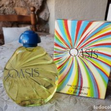 Échantillons de parfums anciens: MYRURGIA OASIS 50 ML, RESERVADA. Lote 205753118