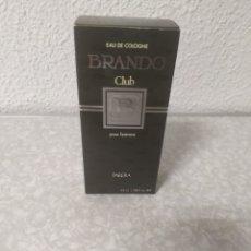 Miniaturas de perfumes antiguos: COLONIA BRANDO - PARERA - NUEVA - SIN USO - DESCATALOGADA. Lote 190495225