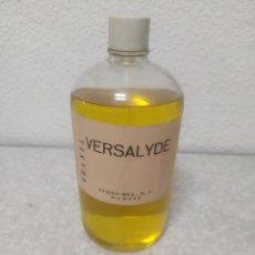 Miniaturas de perfumes antiguos: ANTIGUA COLONIA GRANEL VERSALYDE - FLORI-BEL S.L. - MURCIA - ÚNICA - DESCATALOGADA. Lote 190720326
