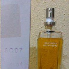 Miniaturas de perfumes antiguos: EAU DE MÈTÁL PACO RABANNE 100 ML VAPORIZADOR - MUJER.. Lote 191073293