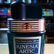 Miniaturas de perfumes antiguos: KINESIA ARTIC A ESTRENAR DE 300ML. Lote 191114830