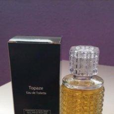 Échantillons de parfums anciens: AVON TOPAZE 120 ML.. Lote 191426835