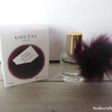 Échantillons de parfums anciens: NOVEDAD 2019. MINIATURA TENUE DE SOIRÉE DE ANNICK GOUTAL EDP 5ML. Lote 191708357
