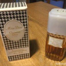 Miniaturas de perfumes antiguos: MISS DIOR 60 ML. Lote 191869455