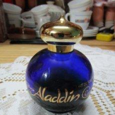 Miniaturas de perfumes antiguos: FRASCO DE COLONIA ALADDIN DISNEY EAU DE TOILETTE. Lote 192758423
