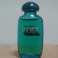 Miniaturas de perfumes antiguos: ESTIVALIA DE PUIG 10 ML PUBLICIDAD IBERIA. Lote 192892757
