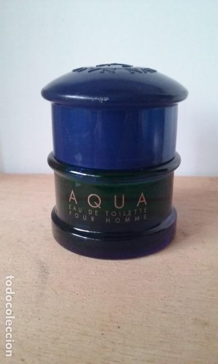 BOTELLA 30ML VAPARIZADOR.NAUTILUS PARA HOMBRE. (Coleccionismo - Miniaturas de Perfumes)
