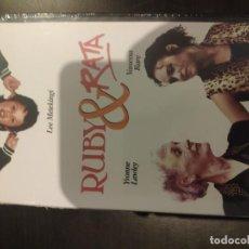 Miniaturas de perfumes antiguos: RUBY & RATA ( DVD PRECINTADO). Lote 194235148