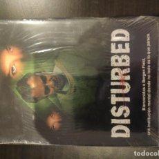 Miniaturas de perfumes antiguos: DISTURBED ( DVD PRECINTADO). Lote 194235200