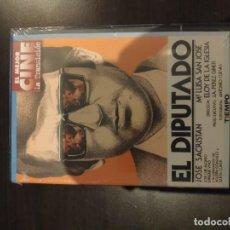 Miniaturas de perfumes antiguos: EL DIPUTADO ( DVD PRECINTADO). Lote 194235286