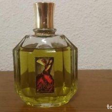 Miniaturas de perfumes antiguos: ANTIGUA COLONIA PERFUME NUEVA MAJA Nº3 DE MYRURGIA. 200 ML ORIGINAL AÑOS 60. Lote 194238253
