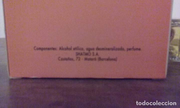 Miniaturas de perfumes antiguos: Agua de colonia 23 de Famos. (Shatmo). Nueva 200ml. - Foto 4 - 194239675