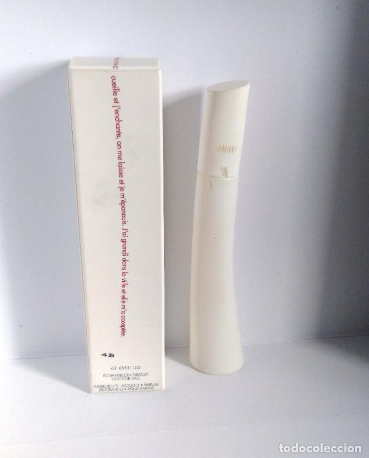 Miniaturas de perfumes antiguos: Miniatura de perfume FLOWER by KENZO ED.LIMITADA 2004 - Foto 3 - 194321083