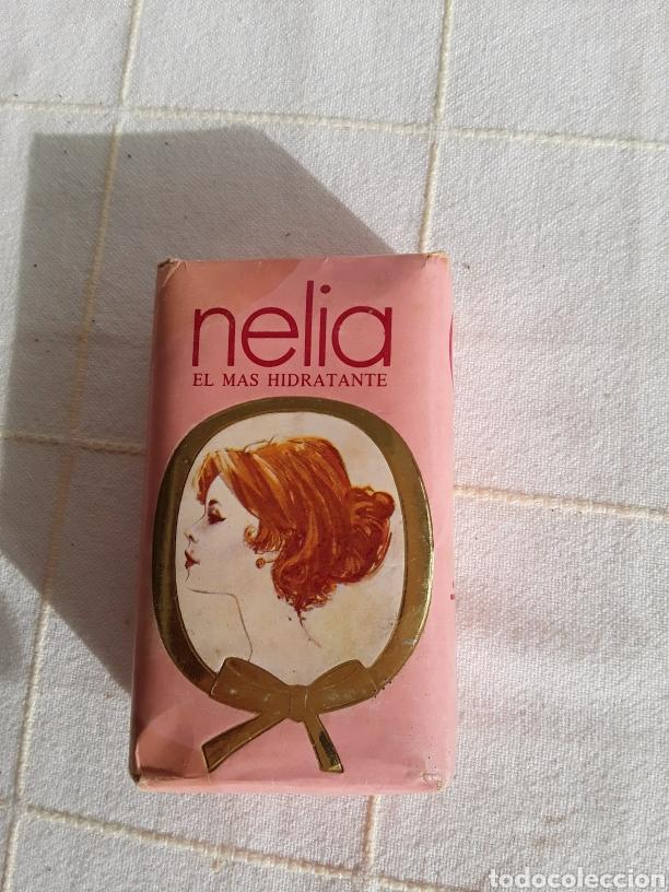 PASTILLA DE JABON NELIA DE GAL (Coleccionismo - Miniaturas de Perfumes)