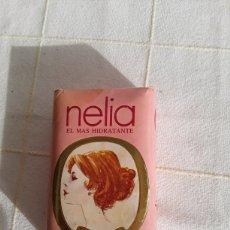 Miniaturas de perfumes antiguos: PASTILLA DE JABON NELIA DE GAL. Lote 194369158