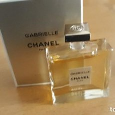 Miniaturas de perfumes antiguos: GABRIELLE CHANEL PARIS 5 ML.. Lote 194590272