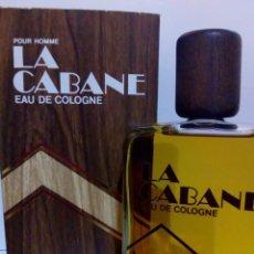 Miniaturas de perfumes antiguos: COLONIA LA CABANE , MARGARET ASTOR 200 ML. - VINTAGE.. Lote 194685295