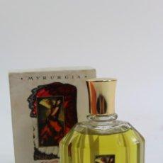 Miniaturas de perfumes antiguos: COLONIA PERFUME MAJA. MYRURGIA. BARCELONA. MEDIADOS S.X.X . Lote 194692135