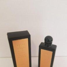 Miniaturas de perfumes antiguos: NOVEDAD 2017 !!! MINIATURA SERGE LUTENS SECTION OR RENARD CONSTRICTOR P 5 ML. Lote 194906390