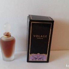 Miniaturas de perfumes antiguos: MINIATURA VOLAGE. Lote 194955798