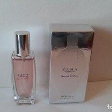 Miniaturas de perfumes antiguos: ZARA WOMAN SPECIAL EDITION. Lote 194956153