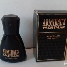 Miniaturas de perfumes antiguos: MINIATURA ADMIRAL'S DE YACHTMAN. Lote 194956525