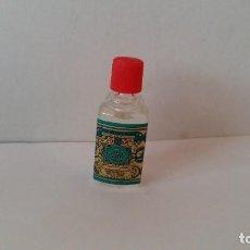 Miniaturas de perfumes antiguos: MINIATURA 4711 - SIN CAJA. Lote 194956947