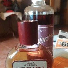 Miniaturas de perfumes antiguos: VARON DANDY DE PARERA AFTER SHAVE 70 ML.. Lote 195024833