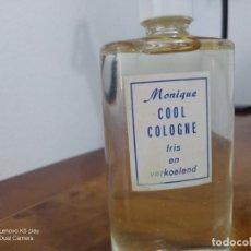 Miniaturas de perfumes antiguos: MONIQUE COOL COLOGNE. Lote 195060015