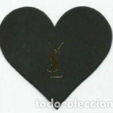Miniaturas de perfumes antiguos: YSL - TARJETA PERFUME / OLOR. Lote 195092388